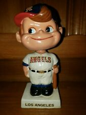Los Angeles Angels 1961 White Base Bird Head Nodder/Bobbin Head Shiny