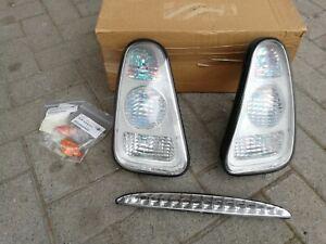 Mini R50 R52 R53 Cooper S JCW 2001-2006 OEM All-Clear Taillights 3. Brakelight