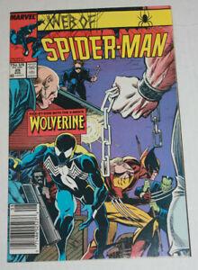 Web of Spider-Man #29 Newsstand Edition NM- 9.2 1987 Marvel Comics
