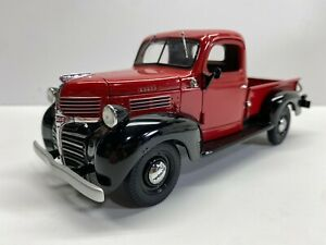 DW Danbury Mint 1:24 1941 Dodge Pickup Truck New Boxed Diecast No Reserve