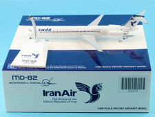 Iran Air MD-82 (UR-BXM), 1:200 JC Wings