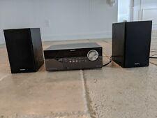 Sony Cmt-Mx500i Ipod Cd Fm Stereo System Speakers Radio Digital Amplifier