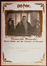 HARRY POTTER - MEMORABLE MOMENTS #1 - Card #32 - PROCEED TO YOUR DORMITORIES