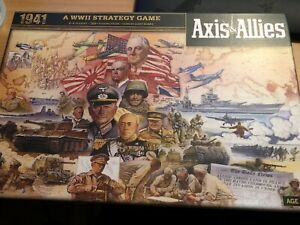 Axis & Allies: 1941 Board game Never used