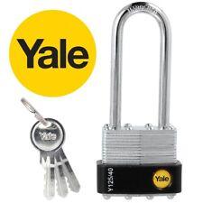 Dekton 1m High Security Padlock 9.5mm Narrow Chain Links Nylon Sleeve Bike Gate
