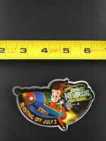 RARE Jimmy Neutron Video Release pin button pinback *EE69