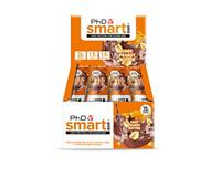 PhD Smart Bar-High Protein Low Sugar Bar, Chocolate Peanut Butter,64g,Pack of 12