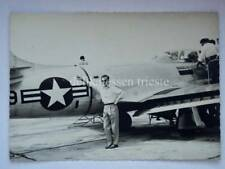 AVIANO US AIR FORCE aereo aircraft airplane aviazione vintage foto 27