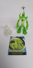 Bandai Ben 10 Alien Force Collection, Goop Action Figure, complete