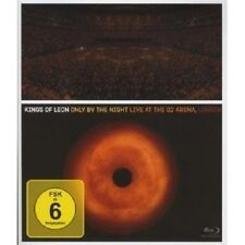 """KINGS OF LEON """"ONLY BY THE NIGHT- LIVE..."""" BLU- RAY NEU"""