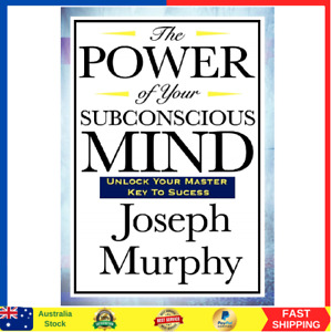 """The Power of Your Subconscious Mind by Joseph Murphy (English) Paperback """""""""""