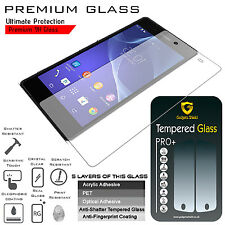 Gadget Shield 9H Tempered Glass 3D Touch Screen Protector For Xperia Z5 PREMIUM
