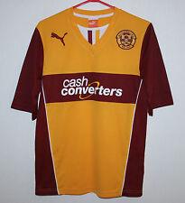 Motherwell Scotland home shirt 13/14 Puma