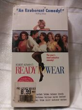 Ready To Wear Vhs Tape