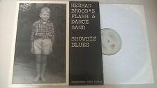 LP Rock Herman Brood Flash & Dance Band - Showbiz Blues (10 Song) ARIOLA