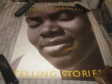 Tracy Chapman-(telling stories)-1 Poster-18X24 Inches-Nmint-Rare!