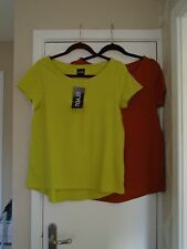ladies 2 pack boat neck tops from B You size 8/10 NEW