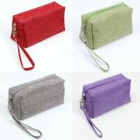 Travel Cosmetic Toiletry Bag Small Makeup Holder Case Pouch Handbag Storage Bag