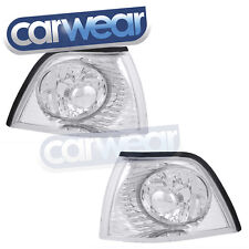 BMW E36 3-SERIES 2DR CHROME ALTEZZA FRONT INDICATORS 318is 325i 328i M3