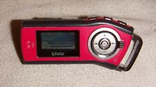 iRiver T10 (512Mb) Digital Media Mp3 Player Red. Works perfect, good condition