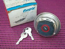1978 78 Dodge Omni Plymouth Horizon NOS MoPar LOCKING GAS CAP 4002604