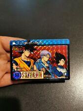 Carte Dragon Ball Z Carddass Special Saiyajin Hidden Prism