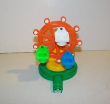 Vintage 1986 Mickey Mouse Disneyland Playmates Replacement Part  Ferris Wheel