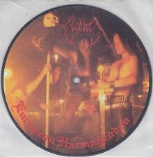 """SABBAT - european Harmageddon  7"""" picture disc"""