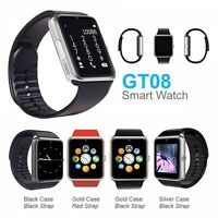 Bluetooth Smart Watch for iPhone 7 PLUS X XS XR Samsung S8 S9 S10 Edge Note 8 9