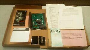 Motorola Microcontroller M68HC05PGMR 68705 Xc68hc7058s 2c112cieun8910 1989
