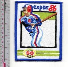 Beer Baseball Labatt 50 & Montreal Expos 1986 Labatts Brewing Co Ltd London, ON
