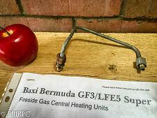 Baxi Bermuda GF3 Super Baxi front pipe burner feed 224514