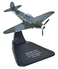 Oxford Aviation 1/72 scale Yakovlev YAK-3 die-cast (AC054)