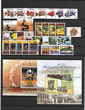 CURACAO @ YEAR 2012 COMPLETE   SETS MNH  @ Cur.7