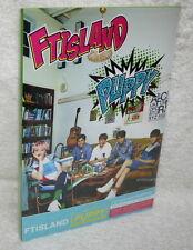 F.T Island FTIsland PUPPY 2015 Taiwan Ltd CD+DVD (Japanese Language)