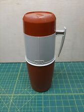 Vintage Wide Mouth Thermos Model #6402 One Quart Size
