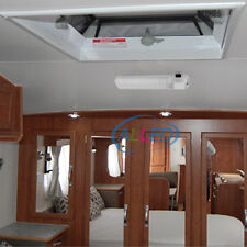 12V LED Linear Cabin Ceiling Light Cool White Boat/RV/Caravan/RV Down Dome Lamp