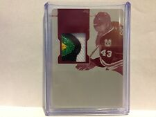 2011-12 Panini Dominion Brandon Saad RC Printing Plate 4 Color Patch 1/1!!