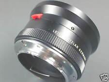 Macro-adaptador 60, específicamente para leicaflex sl/sl2, rara vez