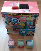 MOJ MOJ Crunch Original Toy Packs New x 3 - 32 To Collect And Swap