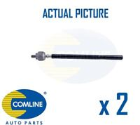 2 x NEW COMLINE FRONT TIE ROD AXLE JOINT TRACK ROD PAIR OE QUALITY CTR3091