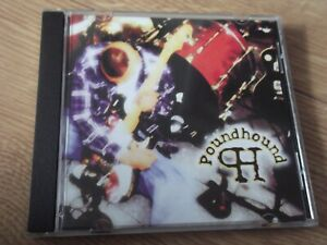 POUNDHOUND - MASSIVE GROOVES 1998 CD KING'S X HARD ROCK