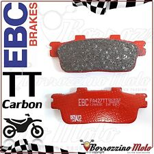 PASTIGLIE FRENO POSTERIORE CARBON EBC FA427TT TGB X-MOTION R i 125 2011-2012