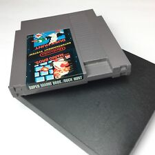 Super Mario Bros Duck Hunt Original NES Video Game Cartridge Sleeve A3-23