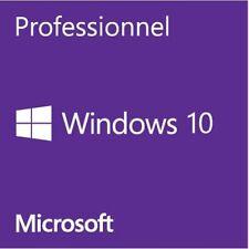 windows 10 pro Clé De Licence