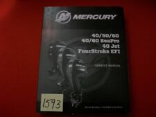 New Mercury Mercruiser Quicksilver OEM Part # 90-8M0083353 MANUAL-300 XS G2
