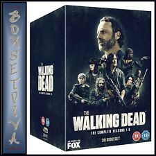 THE WALKING DEAD COMPLETE SEASONS 1 2 3 4 5 6 7 & 8 *BRAND NEW DVD BOXSET