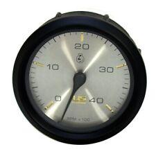 Faria Boat Diesel Tachometer Gauge TD9734C | Bayliner 3 3/8 Inch