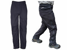 MOUNTAIN WAREHOUSE WATERPROOF OVER TROUSERS TAPED SEAMS FISHING HIKING WALKING