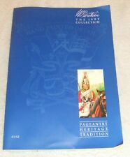 Toy Soldiers: W. Britain 1992 Collection Catalogue.